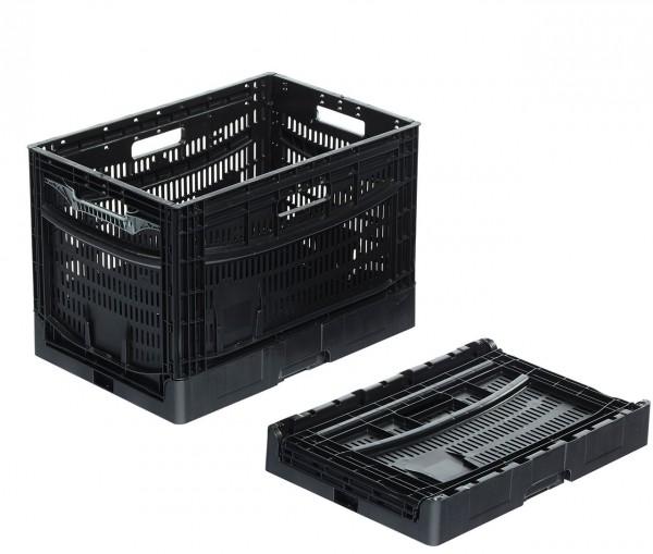 Klappboxen | 600x400x410mm | klappbar | schwarz