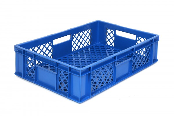 Bäckerkiste | 600x400x150mm | blau