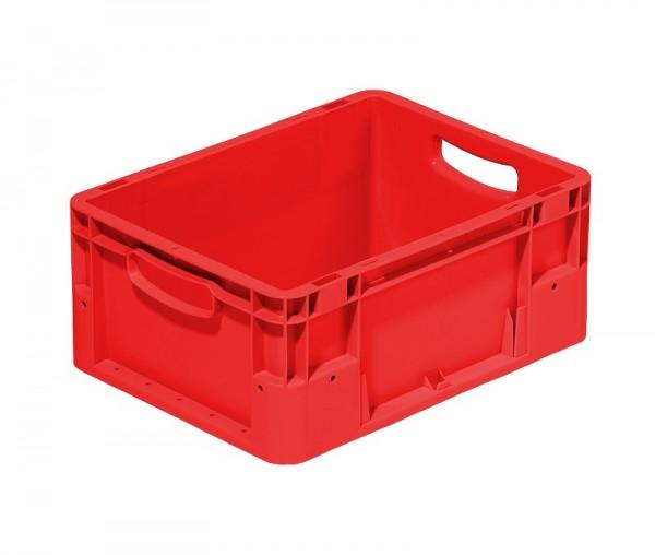 Eurobox | 400x300x180 mm | geschlossen | rot