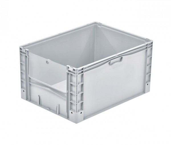 Eurobox | 800x600x420 mm | Entnahmeklappe